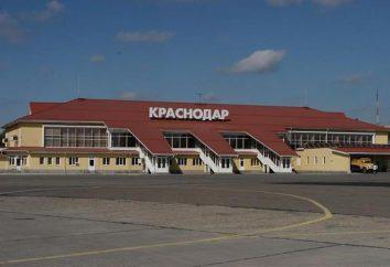 Lotniska w regionie Krasnodar: działalność i opis
