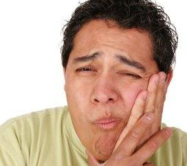 Nous comprenons que relâche un peu mal aux dents
