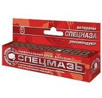 Anti-inflammatoire crème baume « Spetsmaz »: Mode d'emploi