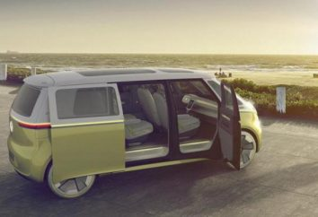 Nowa koncepcja z Volkswagen – własnym przewodnikiem minibus przyszłości