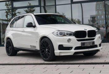 """Car """"BMW X5"""": opinie z właścicieli, wady i zalety"""