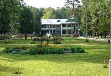 """Sanatorium """"Zielone Miasto"""", Iwanowo Region. Region sanatoria Iwanowo"""