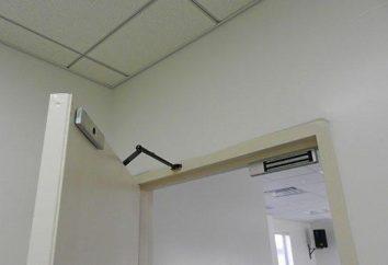 verrouillage électromagnétique: installation et configuration