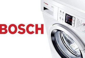 """Máquina de Lavar Roupa """"Bosch"""", Alemanha guia e comentários"""