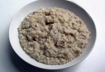 Quando a dieta fígado aumentado. mingau de trigo mourisco na água. vitela dietético