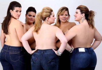 Die Kleidung für die übergewichtigen Frauen – stilvoll und modisch