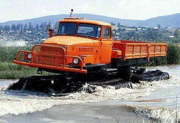 """""""Ural-5920"""" – eine Maschine, die nicht Straßen braucht"""