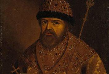 Più tranquilla imperatore Alexei Mikhailovich Romanov. Caratteristiche del Consiglio