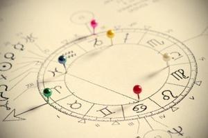 la carta del cielo e il suo ruolo in astrologia