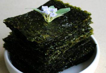 Suppe von Algen: Rezepte, Geheimnisse, Vorteile