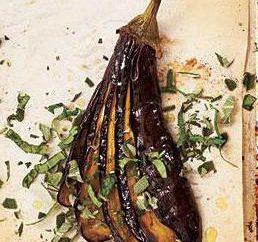 Melanzane nel forno a microonde: un passo per passo ricetta foto