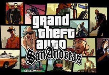 """Segredos e truques em """"GTA: San Andreas"""""""