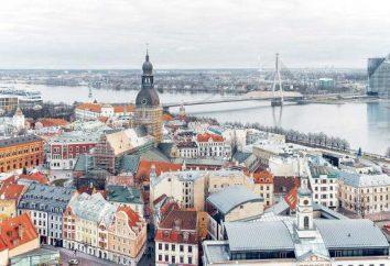 Lettland, Riga Erholungsmöglichkeiten