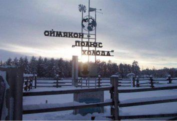 Werchojansk und Oymyakon? Wo ist der kalte Pol der nördlichen Hemisphäre?