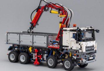 """Lego """"Técnico 42043"""" – el juguete no es sólo para niños, sino también a sus padres"""