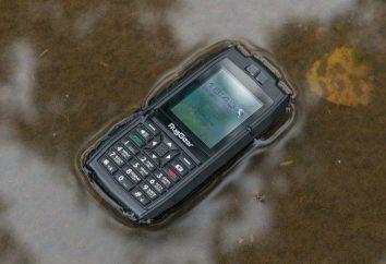 Telefony komórkowe Ruggear: charakterystyka, lokalizacja, opinie