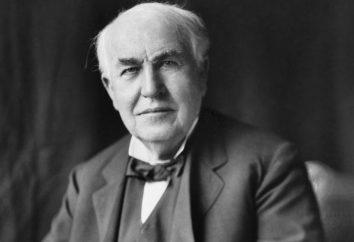 Thomas Alva Edison: biografia e foto