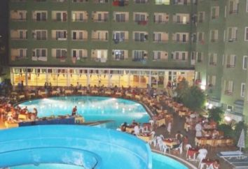 "Gwarantowana jakość 4 * – Hotel ""San Marin"", Turcja"