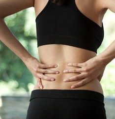 I sintomi, cause e trattamento di ernia lombare
