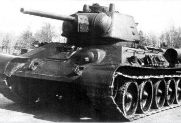 Radziecki czołg T-34/76: zdjęcia i ciekawostki
