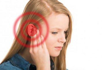 Szumy uszne: leczenie za pomocą leków i środków ludowej. Jak pozbyć się szumu w uszach