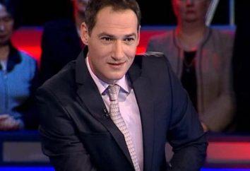 """Roman Babayan: biografia, życie osobiste. Rosyjski dziennikarz, prezenter """"prawa głosu"""""""
