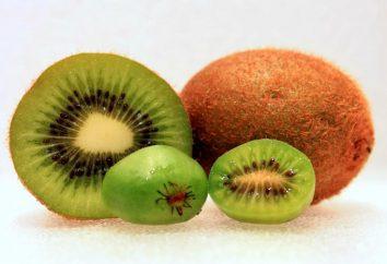 El kiwi útil para las mujeres y los hombres