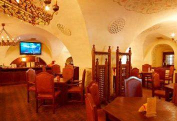 Cafes y Restaurantes en Pskov: una visión general, menú, direcciones y testimonios de los visitantes