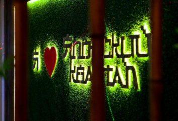 """Una panoramica del ristorante """"quartiere giapponese"""" (Voronezh)"""