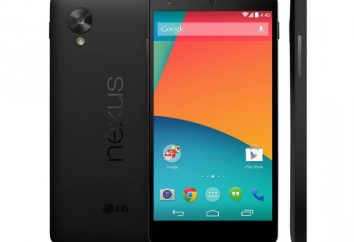 LG Nexus 5: charakterystyka i opinie