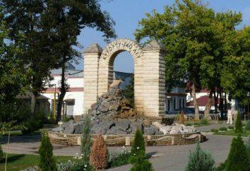 Resort tasto di scelta rapida (regione di Krasnodar) si è trasferito recensioni