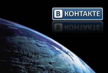 """red social """"VKontakte"""". Elegir un apodo para el contacto"""