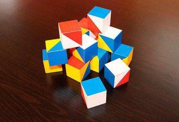 Kostki Koos – popularny testowanie i puzzle