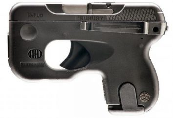 """Pistolety """"Byk"""" (Taurus): dane techniczne i zdjęcia"""