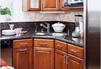 Tal cozinha aconchegante para uma pequena cozinha