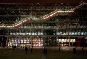 Centrum Pompidou w Paryżu: fantazji architektonicznych i modne obiekt sztuki