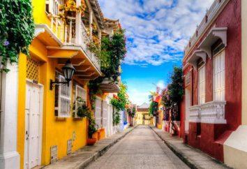 Cartagena (Colombia): storia antica, le attrazioni, le vacanze