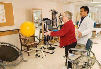 Hub: Rehabilitation nach einem Schlaganfall, Bewegung, Massage