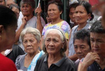 Che cosa è una pensione sociale?