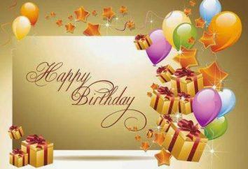 Veloce come un compleanno – un ottimo modo per trasmettere in modo conciso i loro desideri!