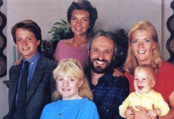 """Nostalgie pour un spectacle familial. """"Family Ties"""" – la meilleure série de la politique familiale. Le succès des héros et des liens familiaux »les acteurs"""