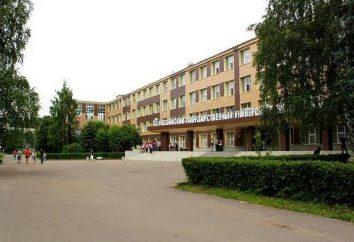 Universidad Estatal Rusa de Turismo y Servicio (RSUTS): opiniones, dirección, facultades