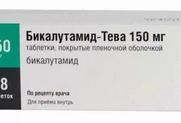 """Das Medikament """"Bicalutamid"""": Gebrauchsanweisungen, Beschreibung, Zusammensetzung und Bewertungen"""