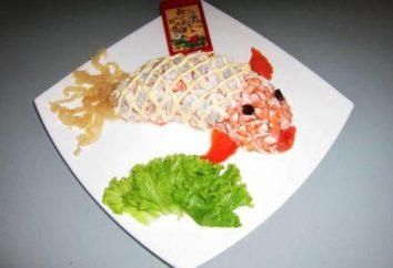 """Preparare l'insalata, """"Goldfish"""", la sorpresa delle famiglie!"""