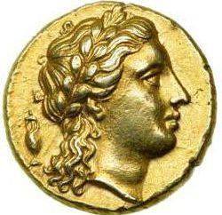 Grinalda como um símbolo de triunfo