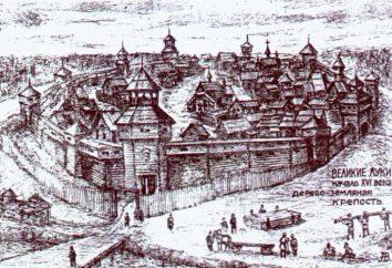 Holy Ascension Cathedral, Wielki Luke: Historia i Architektura