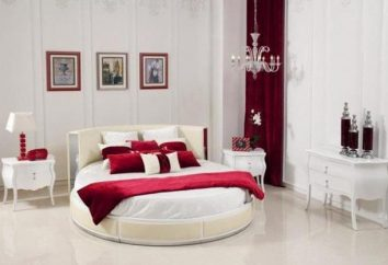 """A cama é redonda """"Ikea"""": descrição e comentários"""
