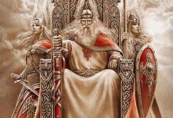 Quels ont été les dieux dans l'ancienne Russie?