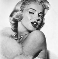 Merlin Monroe: hauteur, poids de la célèbre actrice