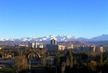 Bishkek – la capitale del Kirghizistan